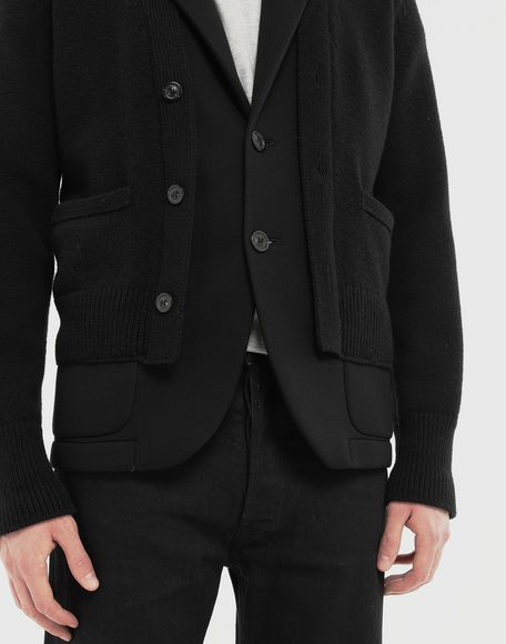 MAISON MARGIELA Double layer jacket Jacket Man a