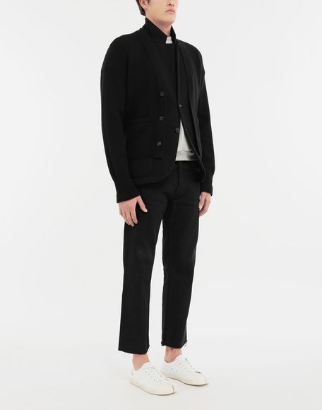 MAISON MARGIELA Double layer jacket Jacket Man d