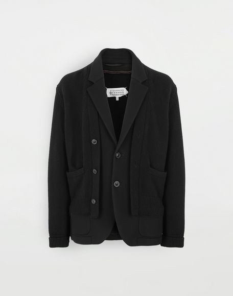 MAISON MARGIELA Double layer jacket Jacket Man f