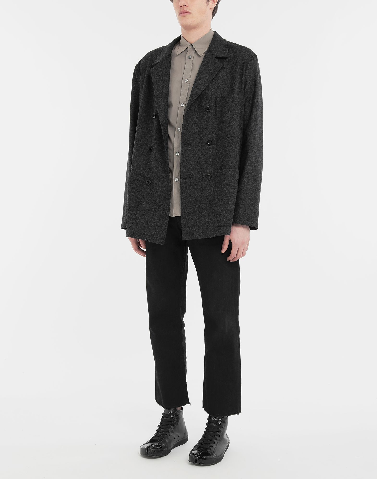 MAISON MARGIELA Double-breasted blazer Blazer Man d