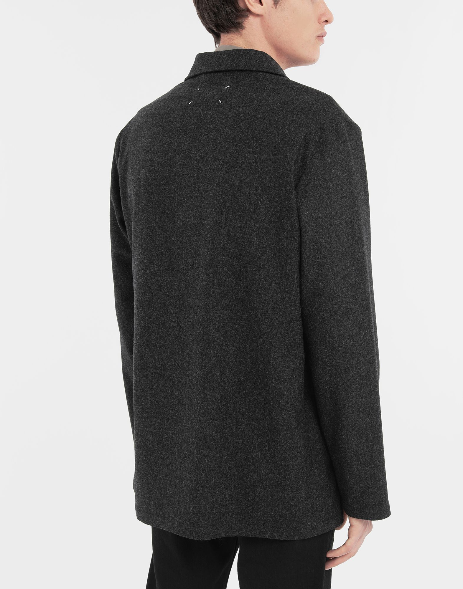 MAISON MARGIELA Double-breasted blazer Jacket Man e