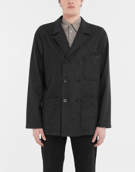MAISON MARGIELA Double-breasted blazer Jacket Man r