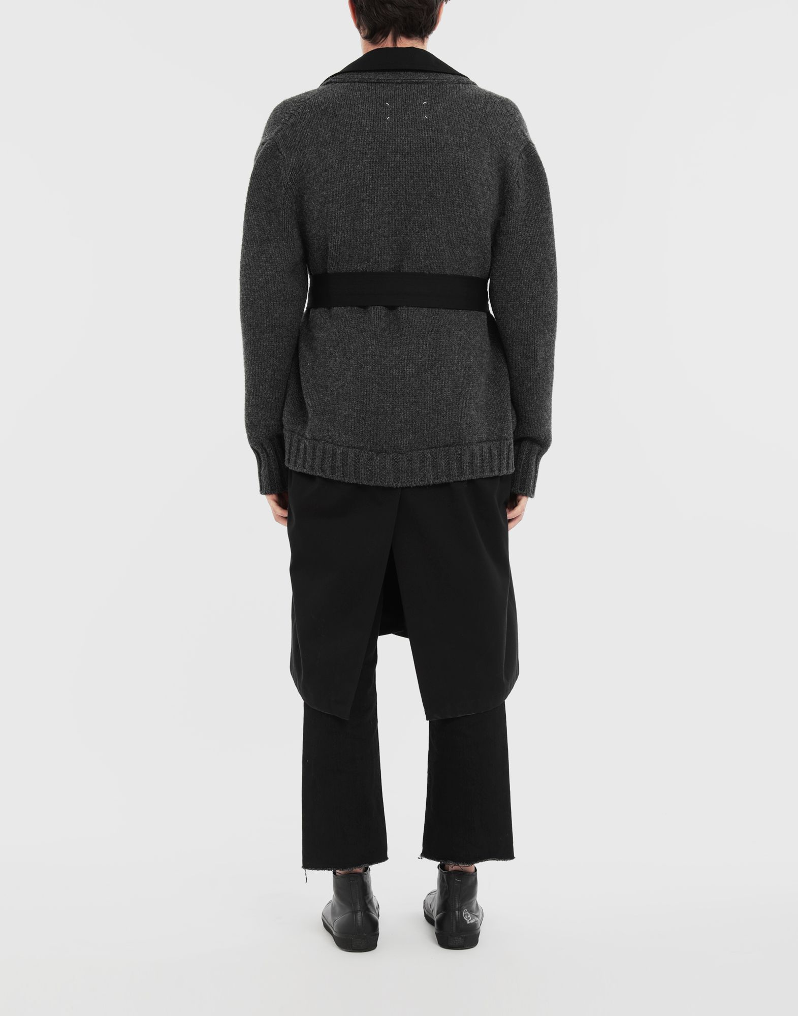 MAISON MARGIELA Double layer coat Coat Man e
