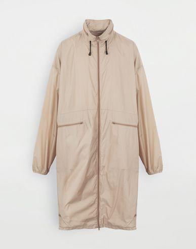 MAISON MARGIELA Nylon sports jacket Jacket Man f