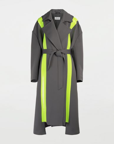 MAISON MARGIELA Coat Woman f