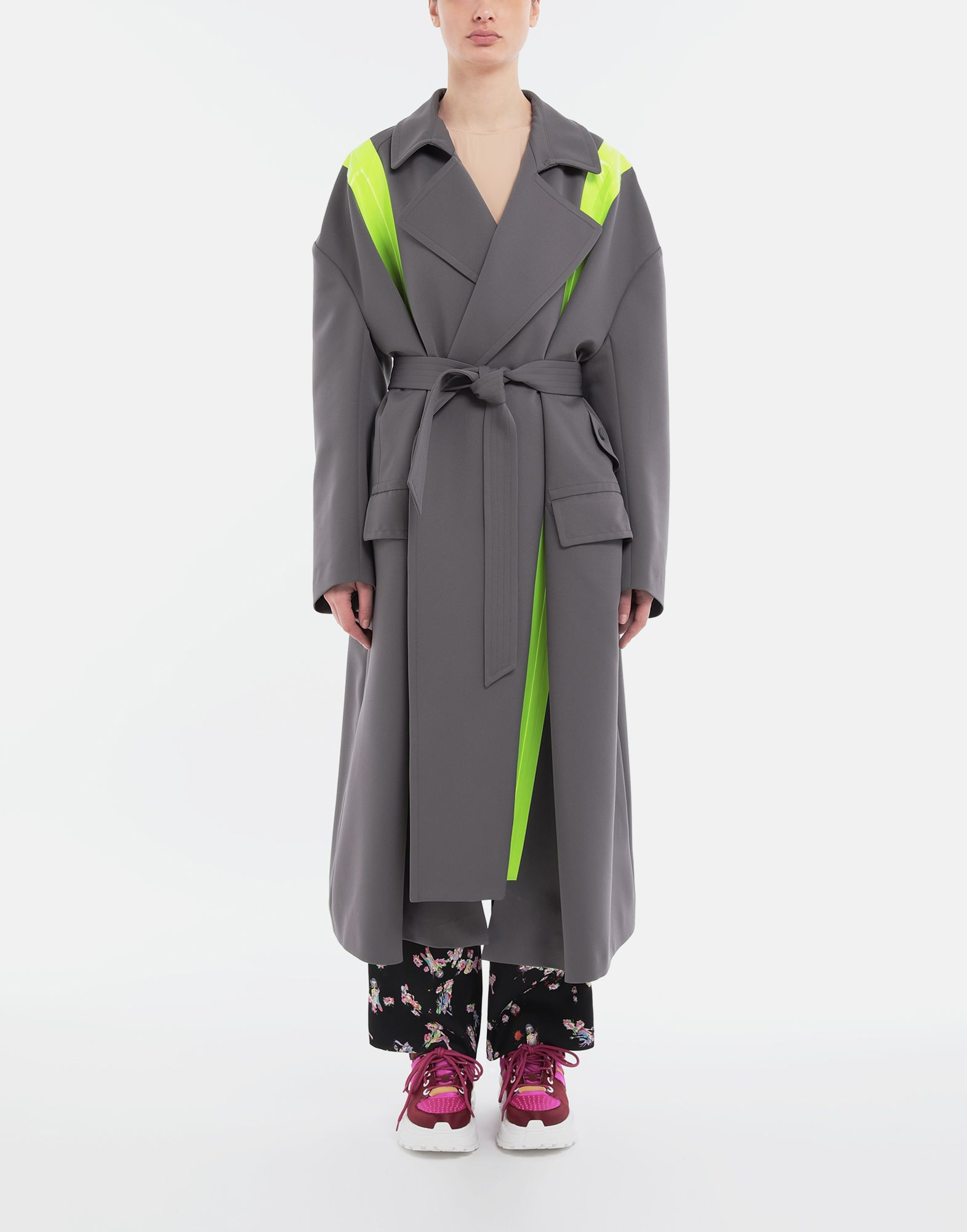 MAISON MARGIELA Coat Woman r