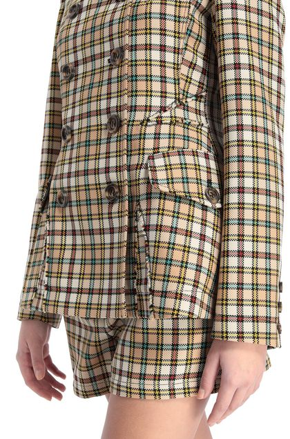 M MISSONI Jacket Beige Woman - Front