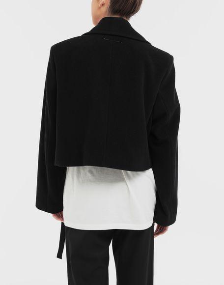 MM6 MAISON MARGIELA Jacket with strings Jacket Woman e
