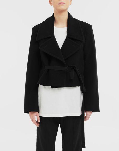 MM6 MAISON MARGIELA Jacket with strings Jacket Woman r