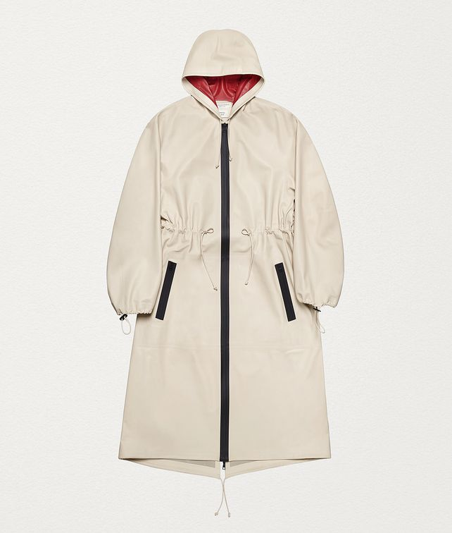 BOTTEGA VENETA ANORAK IN HIDROLOGY CALFSKIN Outerwear and Jacket [*** pickupInStoreShippingNotGuaranteed_info ***] fp