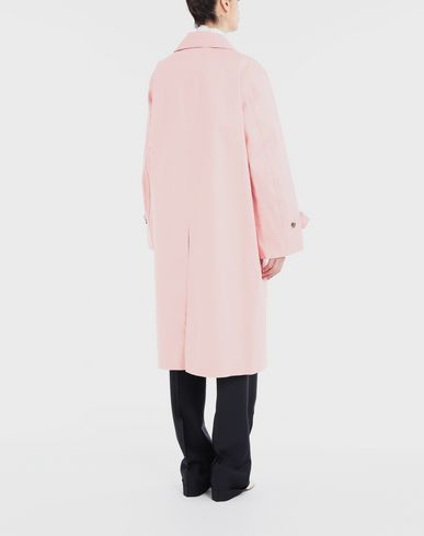 COATS & JACKETS Trench coat crafted by Mackintosh  Pink