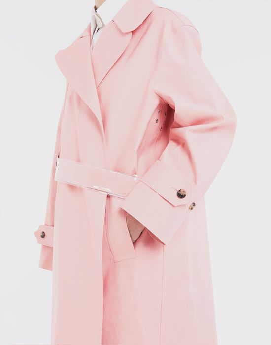 MAISON MARGIELA Trench coat crafted by Mackintosh  Coat [*** pickupInStoreShipping_info ***] a