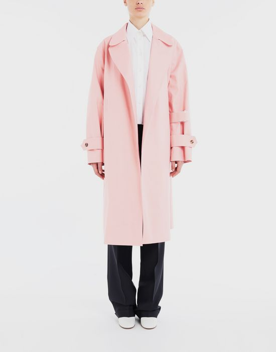 MAISON MARGIELA Trench coat crafted by Mackintosh  Coat [*** pickupInStoreShipping_info ***] d