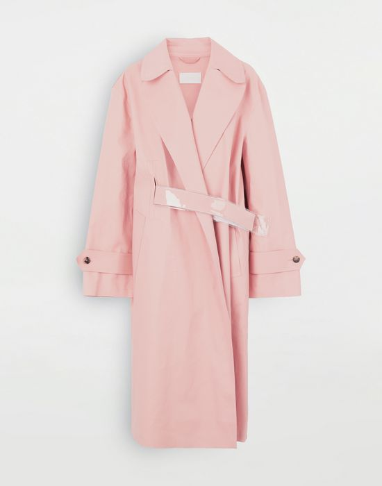 MAISON MARGIELA Trench coat crafted by Mackintosh  Coat [*** pickupInStoreShipping_info ***] f