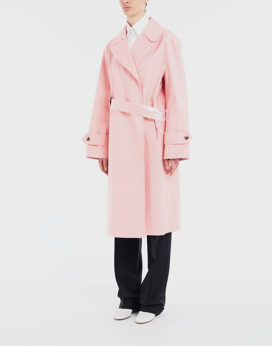 MAISON MARGIELA Trench coat crafted by Mackintosh  Coat [*** pickupInStoreShipping_info ***] r