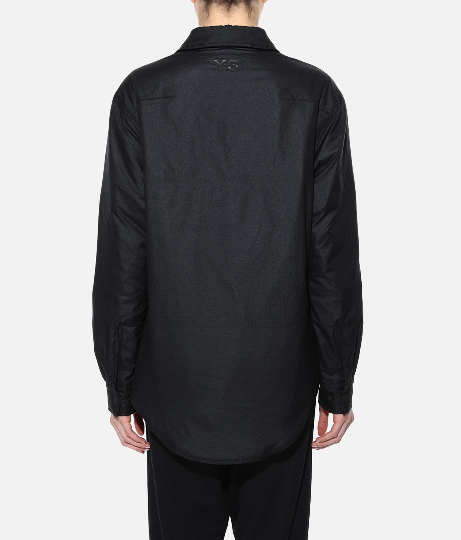 Y-3 Y-3 Adizero Padded Overshirt Blazer Woman d
