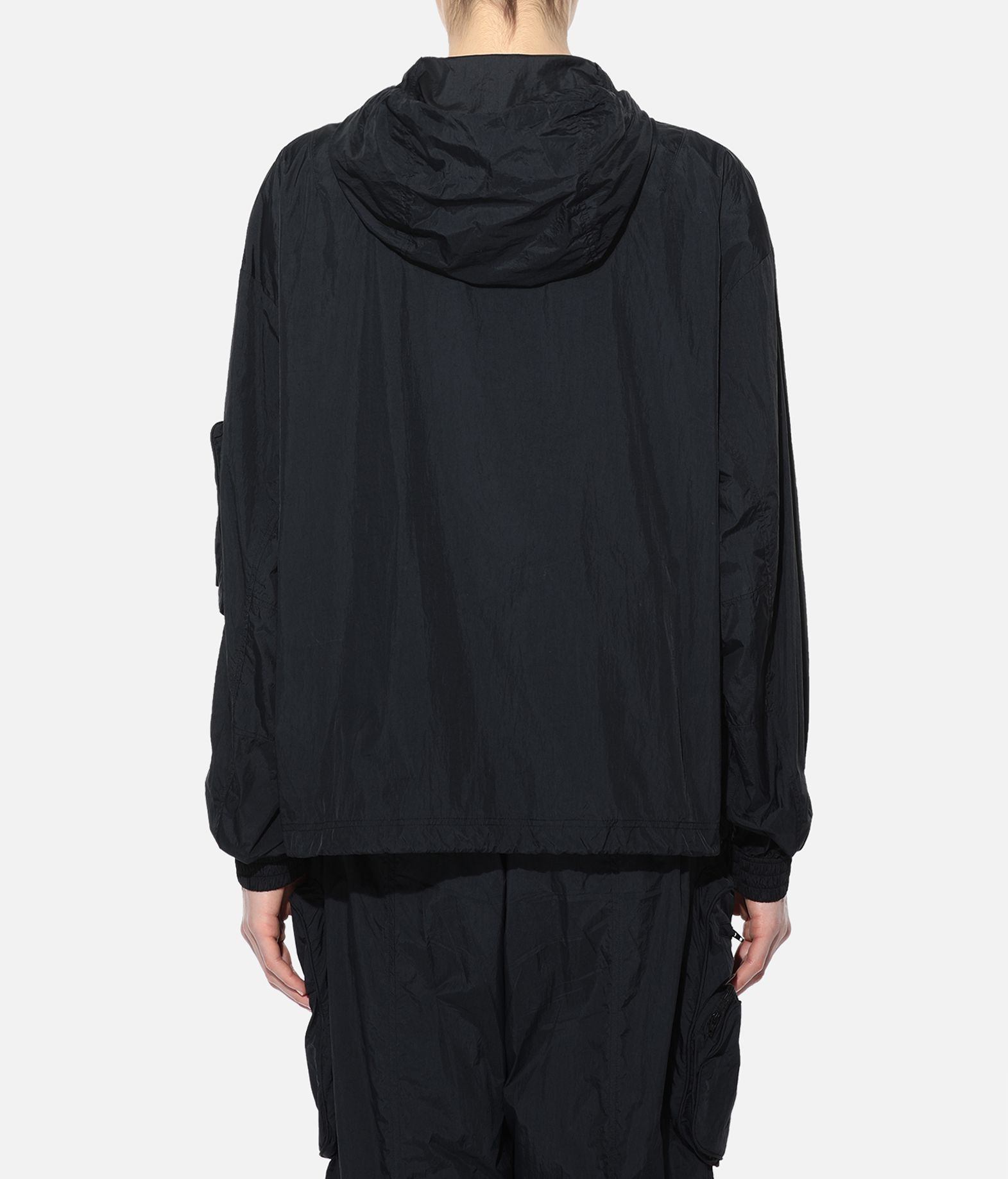 Y-3 Y-3 Shell Track Jacket Hooded Track Top Woman d