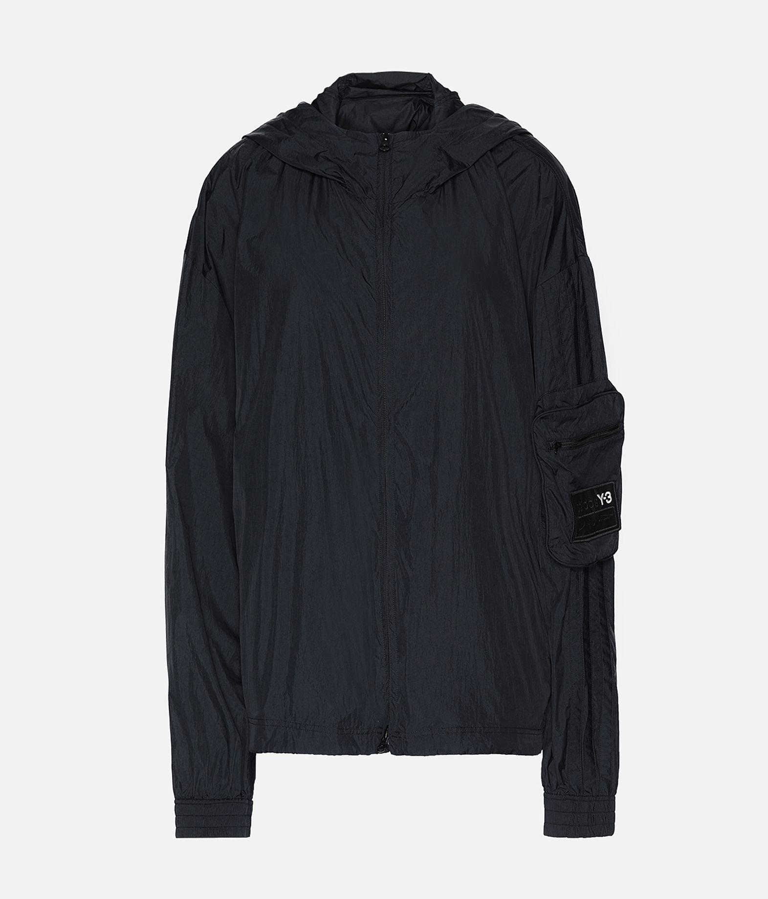 Y-3 Y-3 Shell Track Jacket Hooded Track Top Woman f
