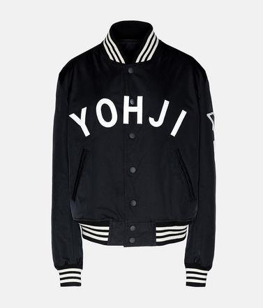 Y-3 Yohji Letters Bomber Jacket