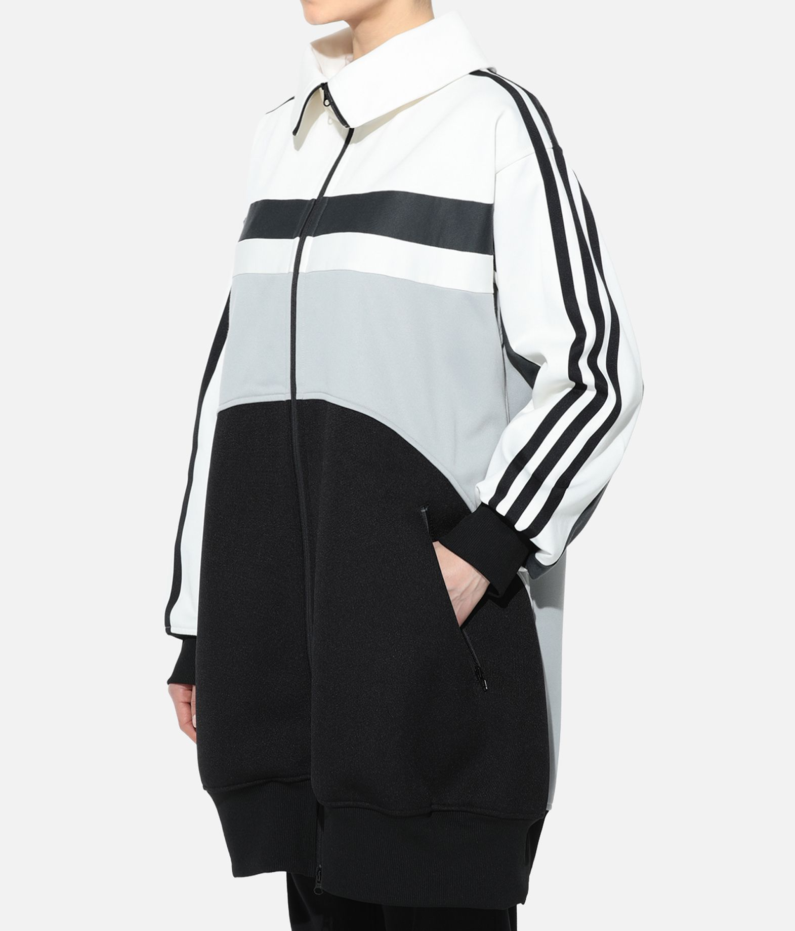 Y-3 Y-3 OVERSIZED GRAPHIC TRACK TOP Track top Woman e