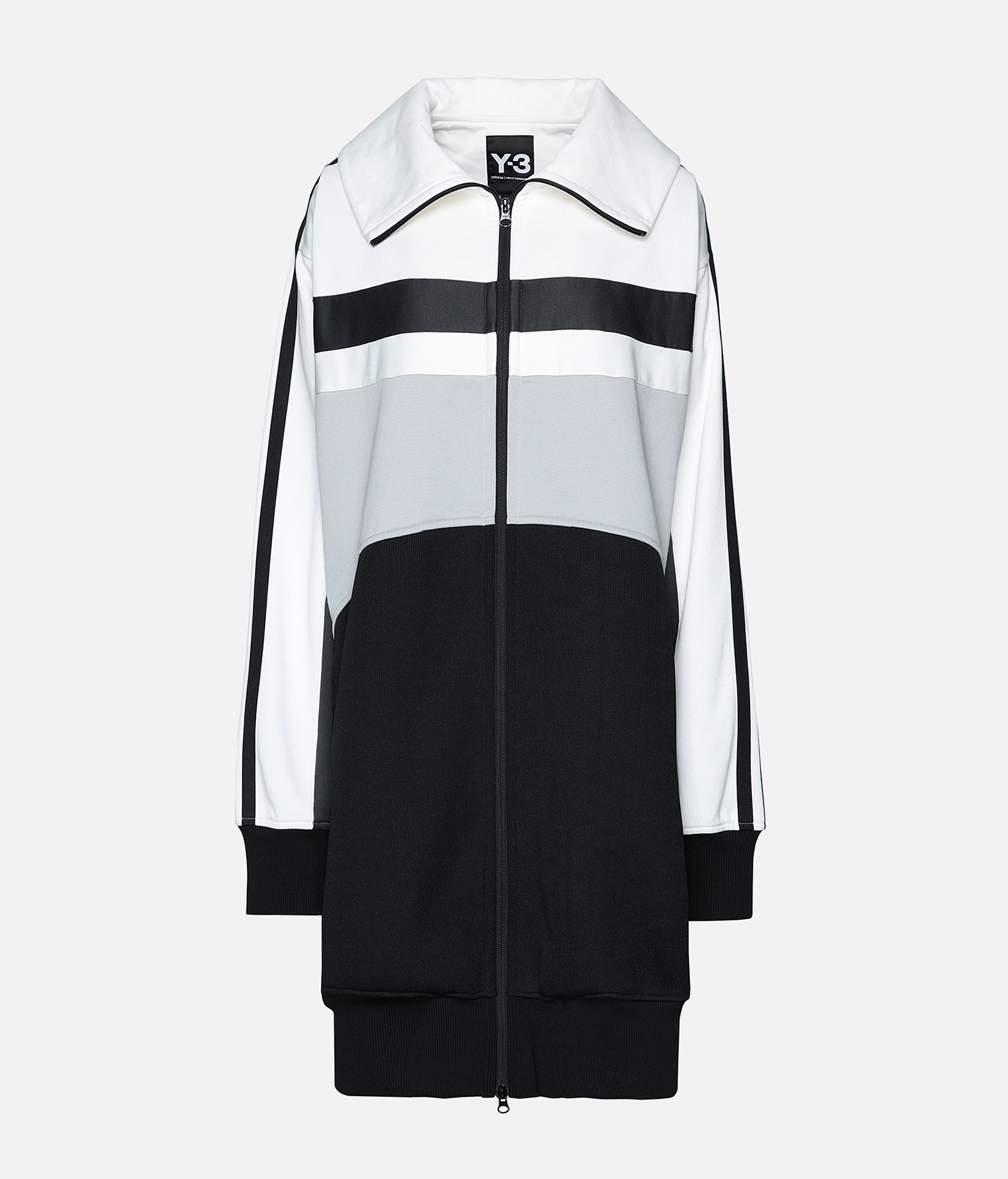 Y-3 Y-3 OVERSIZED GRAPHIC TRACK TOP Track top Woman f