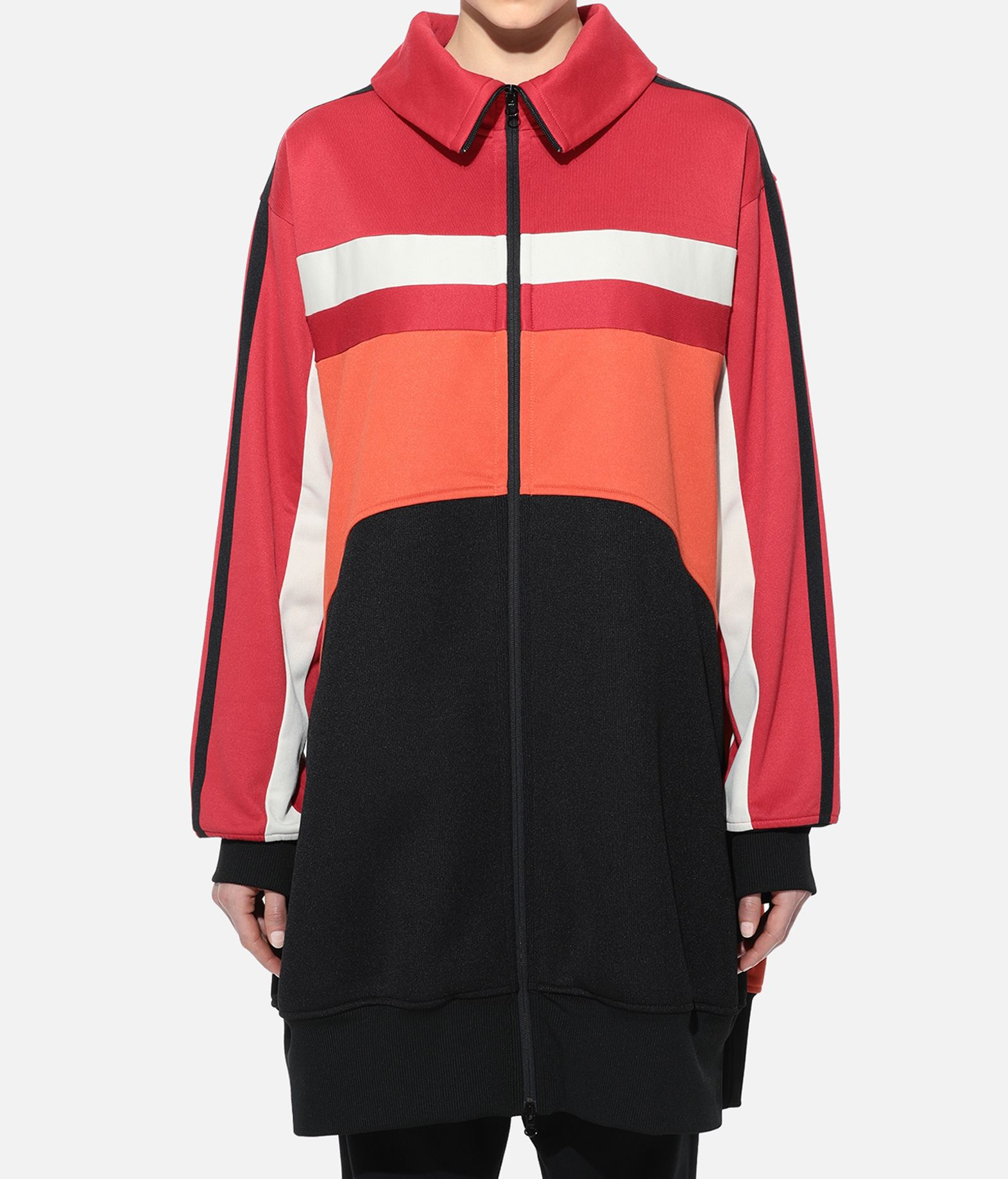 Y-3 Y-3 OVERSIZED GRAPHIC TRACK TOP Track top Woman r