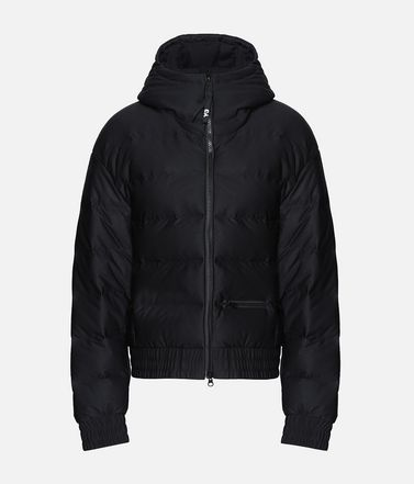 Y-3 Seamless Down Hooded Jacket