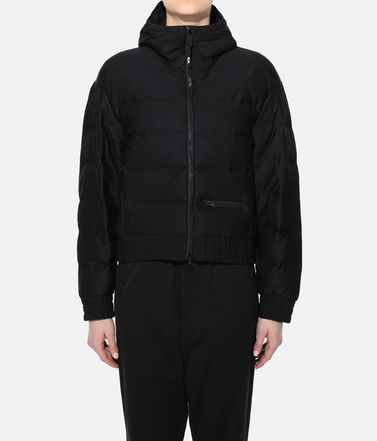 Y-3 Jacket Woman Y-3 Seamless Down Hooded Jacket r