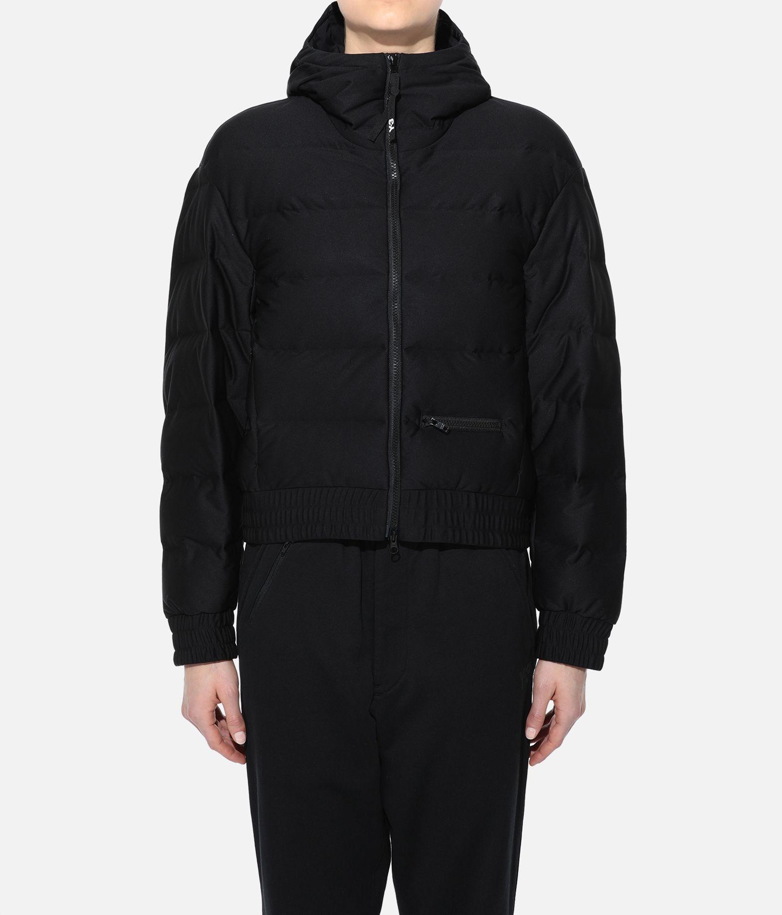 Y-3 Y-3 Seamless Down Hooded Jacket Jacket Woman r