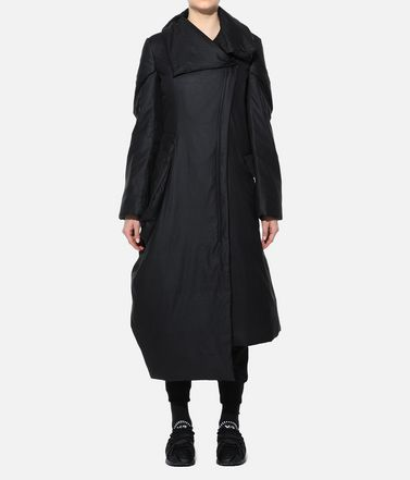 Y-3 Jacket Woman Y-3 Adizero Padded Coat r