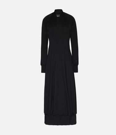 Y-3 Yohji Letters Track Jacket Dress