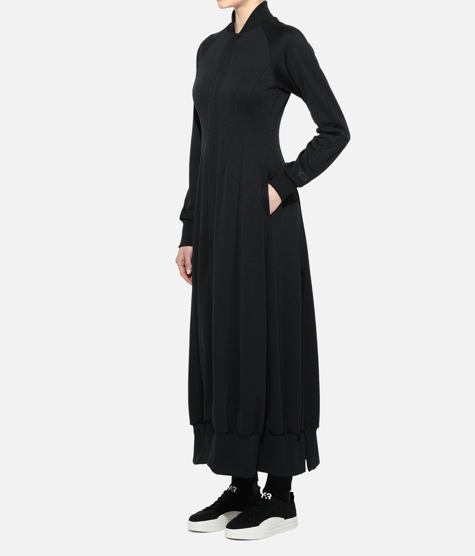 Y-3 Y-3 Yohji Letters Track Jacket Dress Track top Woman e