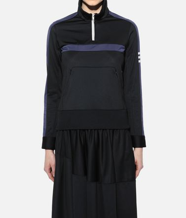 Y-3 Track top Woman Y-3 Firebird Half-Zip Track Jacket r