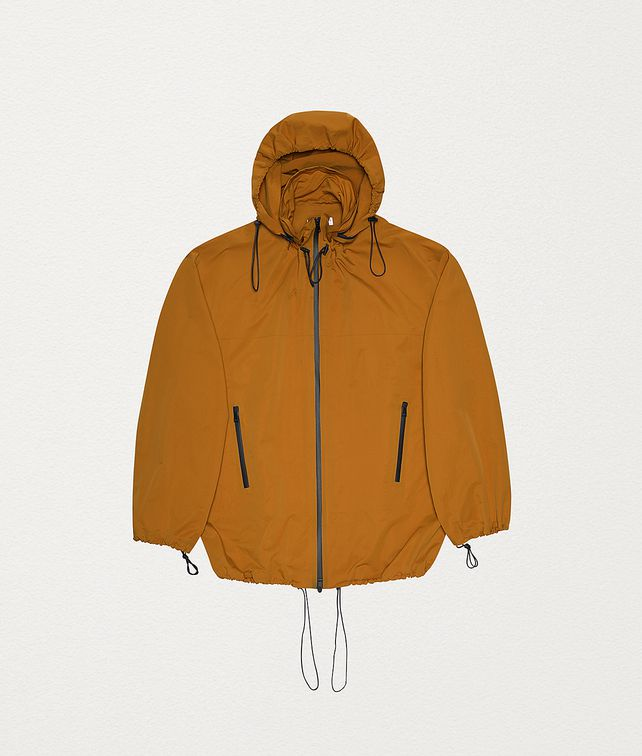 BOTTEGA VENETA ANORAK IN MATT NYLON Outerwear and Jacket Woman fp