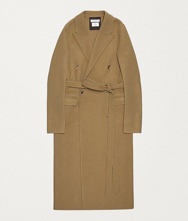 BOTTEGA VENETA COAT IN CASHMERE Outerwear and Jacket Woman fp