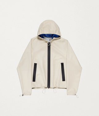 ANORAK IN HIDROLOGY CALFSKIN
