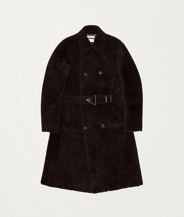 BOTTEGA VENETA TRENCH COAT IN SHEARLING Outerwear and Jacket [*** pickupInStoreShippingNotGuaranteed_info ***] fp