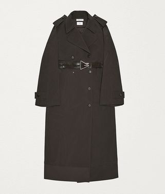 TRENCH COAT IN NYLON