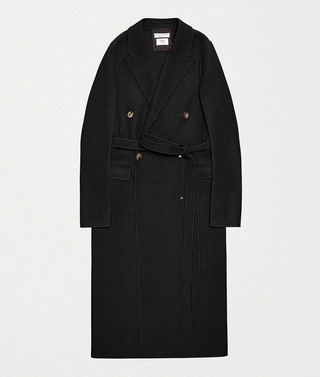 BOTTEGA VENETA COAT IN WOOL Outerwear and Jacket Woman fp