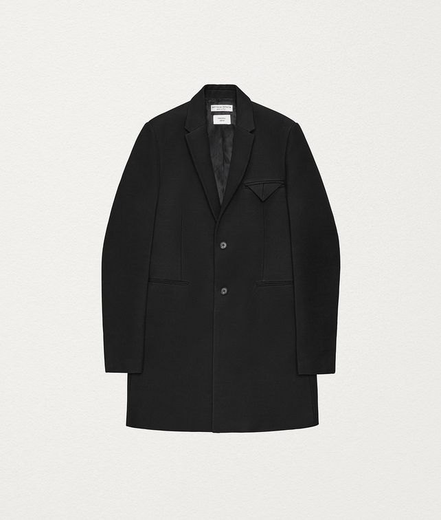 BOTTEGA VENETA JACKET IN WOOL Outerwear and Jacket Man fp
