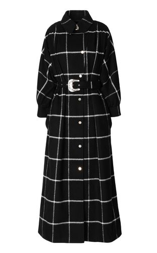 JUST CAVALLI Coat Woman Longline coat f