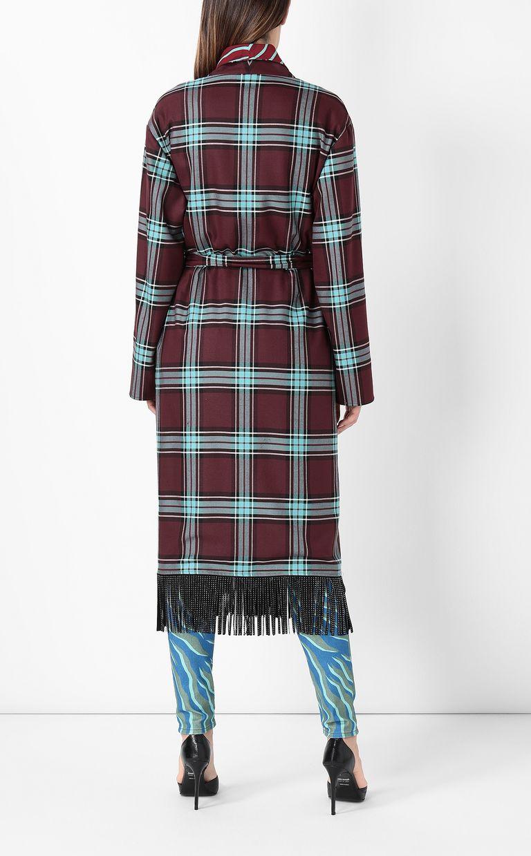 JUST CAVALLI Double-face coat Coat Woman a
