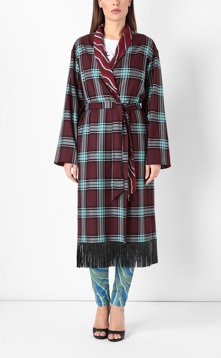 JUST CAVALLI Double-face coat Coat Woman r