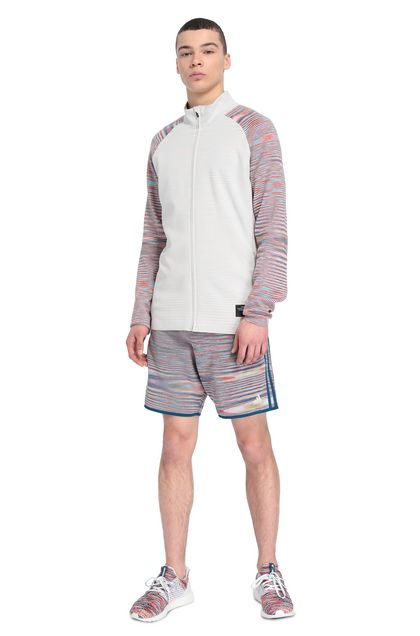 MISSONI ADIDAS X MISSONI SWEATSHIRT White Man - Back