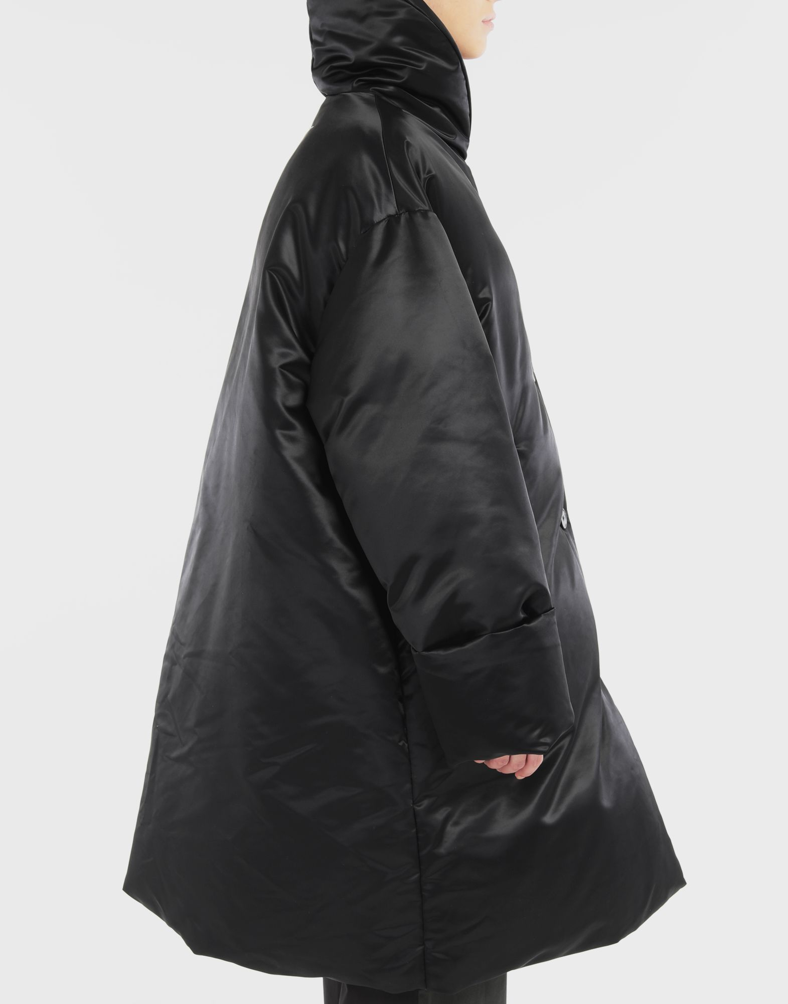 MM6 MAISON MARGIELA Padded coat Coats and Trenches Woman a