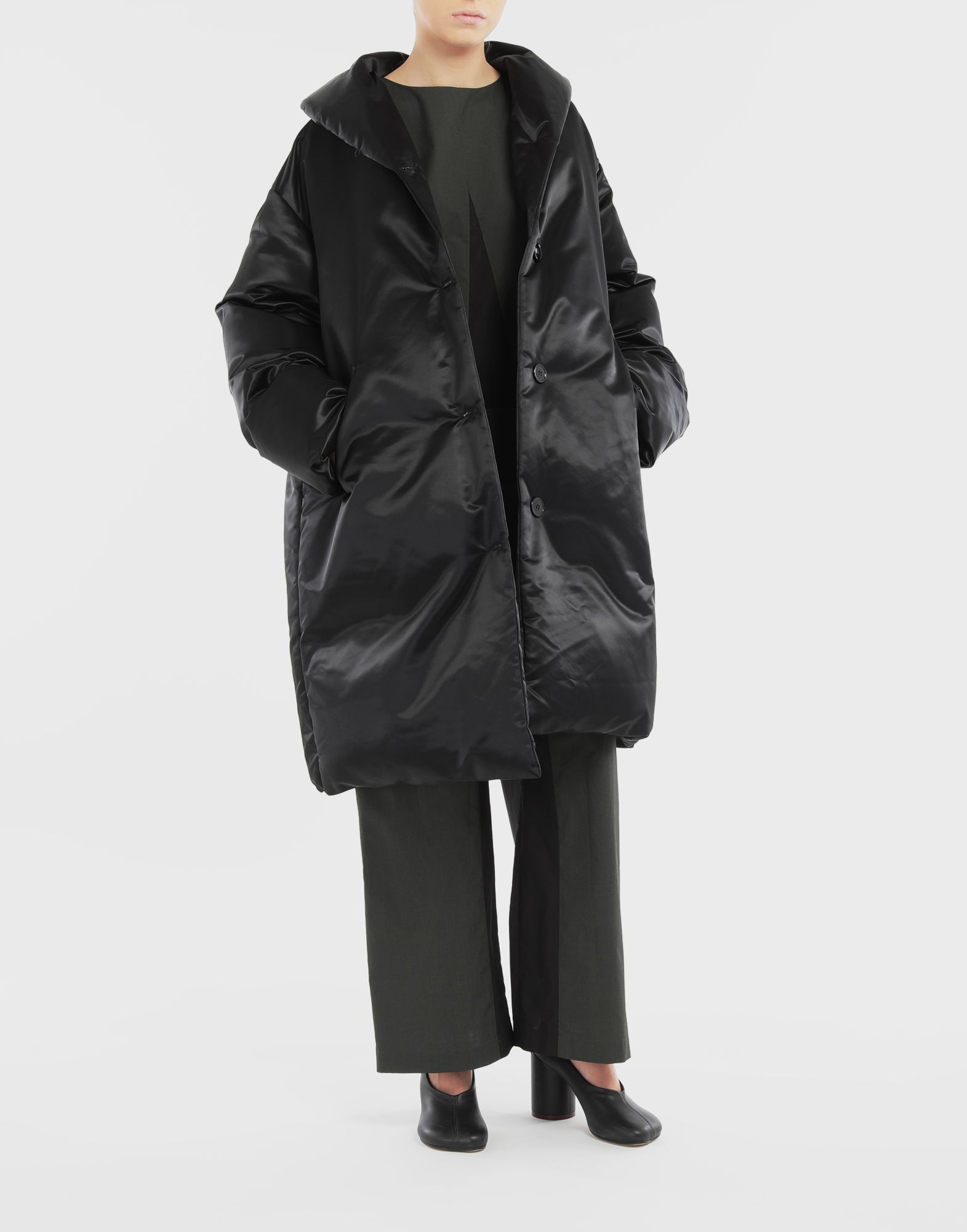 MM6 MAISON MARGIELA Padded coat Coats and Trenches Woman d