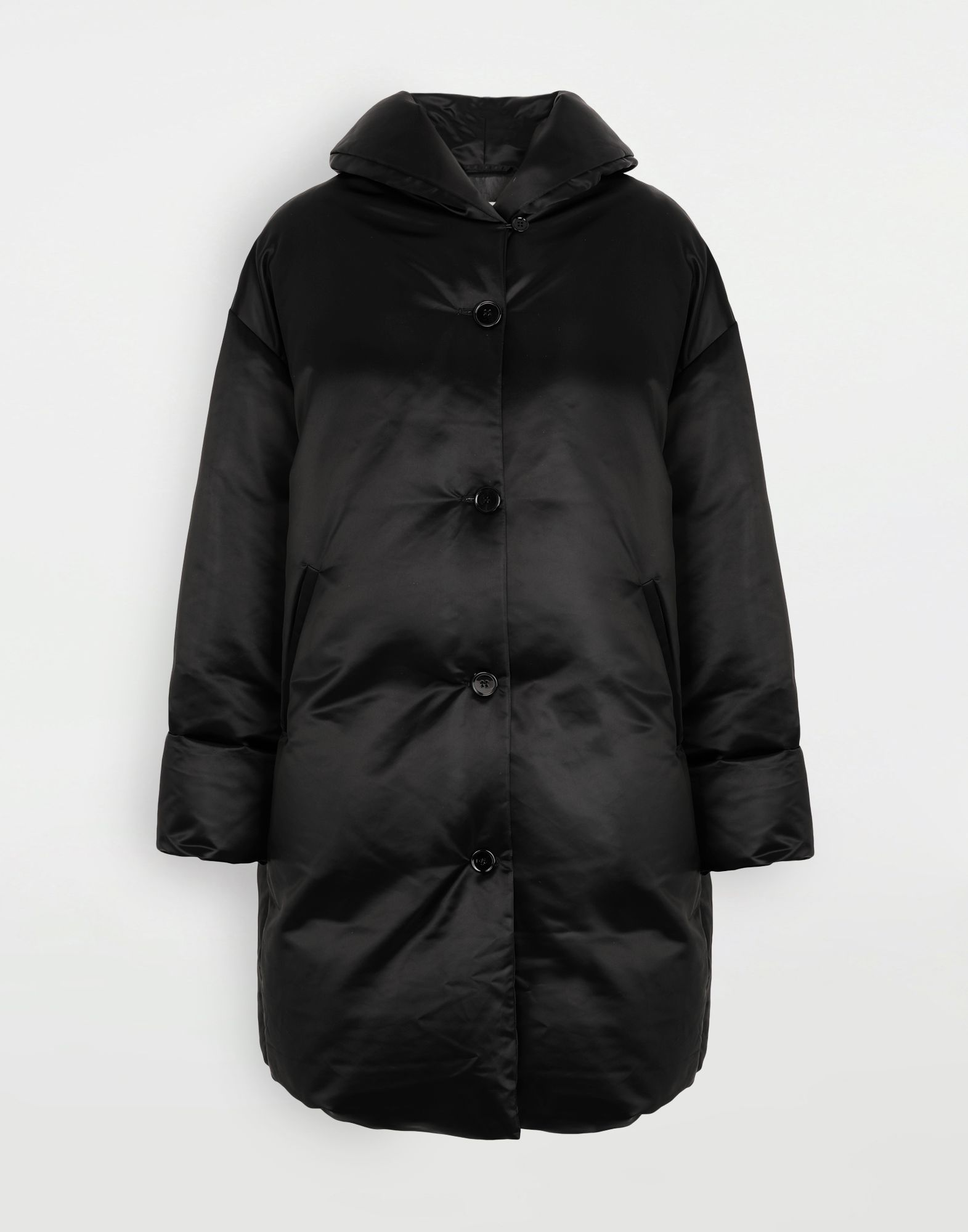 MM6 MAISON MARGIELA Padded coat Coats and Trenches Woman f