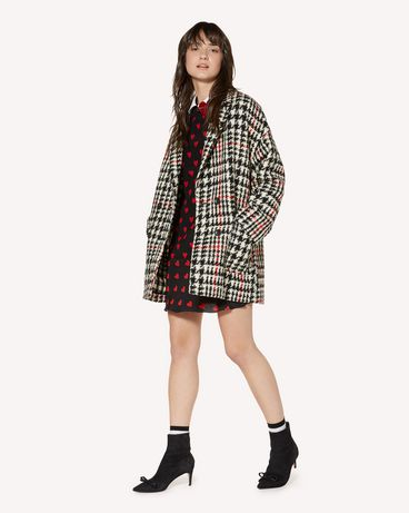 REDValentino SR3CAA82499 0NO Coat Woman d