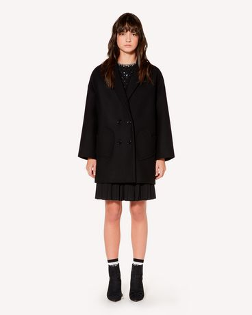REDValentino SR3CAA80497 0NO Coat Woman f