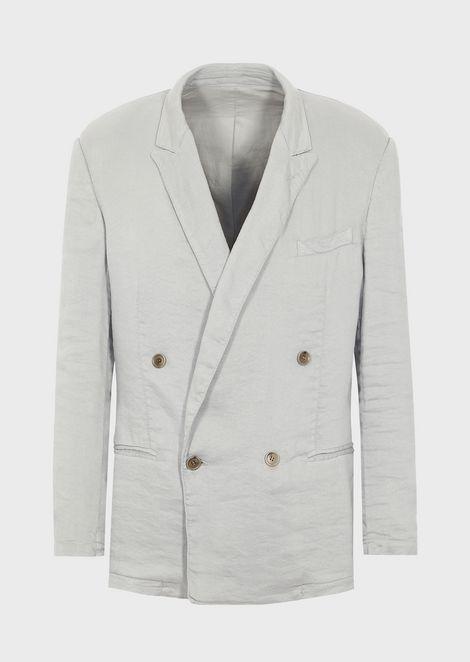 GIORGIO ARMANI Double breasted jackets Man d